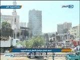 كاميرا النهار ترصد الوضع فى رابعة العدوية بعد فض إعتصامى رابعة والنهضة