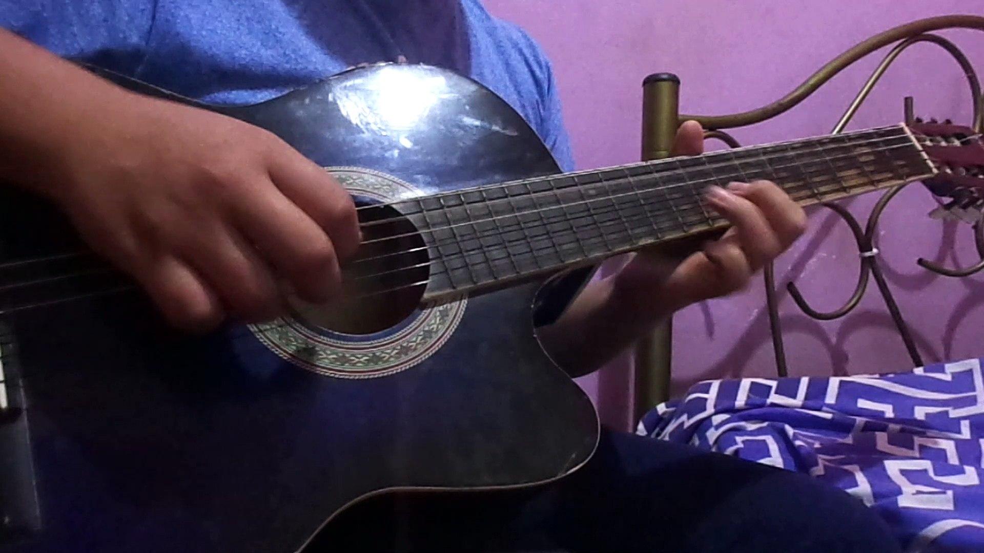 X [Equis] (Nicky Jam X J. Balvin) - Guitarra Clasica Fingerstyle - Tab