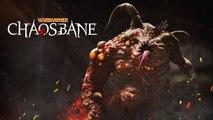 Warhammer : Chaosbane - Trailer de gameplay 'Rise of Chaos'