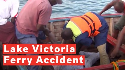 Scores Dead After Ferry Carrying Hundreds Capsizes In Tanzania