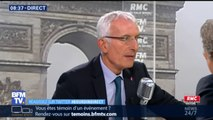 """La grève à la SNCF """"a coûté 780 millions d'euros, la totalité du bénéfice fait en 2017"""", affirme Guillaume Pépy"""