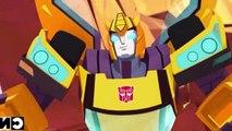 Transformers: Cyberverse S01E02 - Memory
