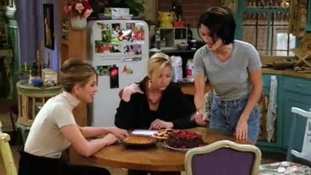 Friends S02E08 - The One with the List