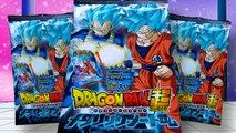 Dragon Ball Super Metallic Sheet Gum - Las láminas metalizadas
