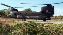 Des hélicoptères de combat en exercice dans le ciel du Grand Est