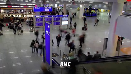 Mega aeroport : connecter le monde