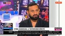 """EXCLU - Cyril Hanouna commente le départ de Bertrand Chameroy de """"TPMP"""" annoncé hier - VIDEO"""
