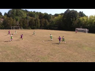 2 eme but pote pote.contre saint sernin le 16 09 2018