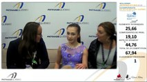 Championnats de sous-section Québec 2019 Eve 5 Pré-Novice Dames Gr. 1 prog. Libre & Eve 6 Pré-Novice Dames Gr. 2 prog. Libre & Eve 7 Pré-Novice Dames Gr. 3 Échauffement 1-3