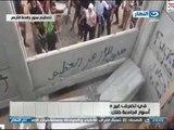 """اخر النهار - طلاب الازهر يحطمون اسوار الجامعة مع انغام أغنية """" بسم الله """""""