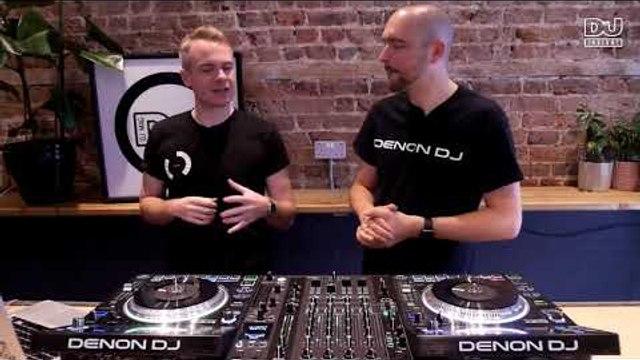 Denon's DJ SC5000M media player with motorised vinyl platter: first look | DJ Mag Tech Insight