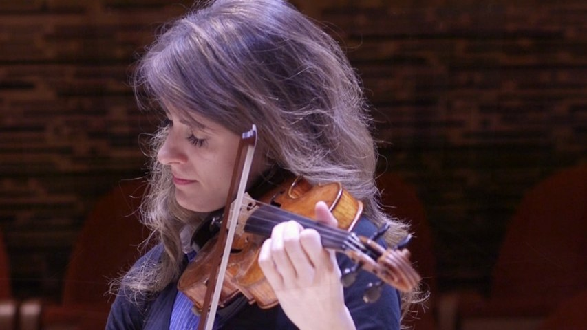 Francesca Dego - Francesca Dego: Suite Italienne EPK