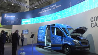 Eberspaecher at the 67th IAA Commercial Vehicles