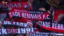 Inside. Ambiance Stade Rennais F.C. / Jablonec