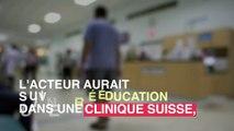 L'acteur Alain Delon a été hospitalisé de la hanche