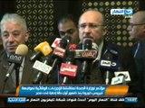 مؤتمر لوزارة الصحة لمناقشة الإجراءات الوقائية لمواجهة فيروس كورونا بعد ظهور أول حالة إصابة فى مصر