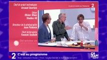 Le conseil de Laurent Ruquier chez Sophie Davant