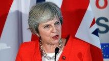 Theresa May deixa aviso à União Europeia