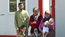 Evleri yanan aileye valilik sahip çıktı - SİVAS