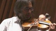 L'alchimie entre Leonidas Kavakos et son Stradivarius