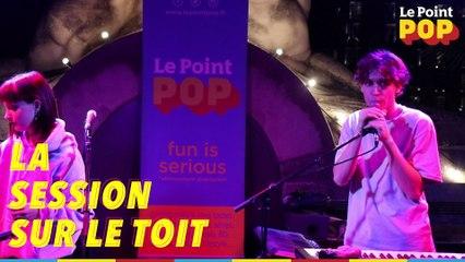 The Pirouettes : Je nous vois (La Session sur le Toit)