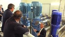 Nouvelle station d'irrigation à Rivas pour lutter contre la secheresse