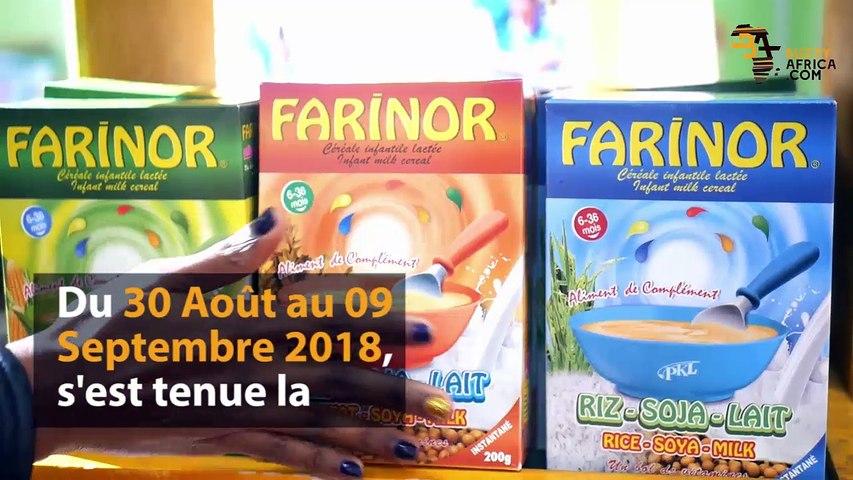 A la foire du made in Côte d'Ivoire