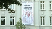 Le pape François attendu dans les pays baltes