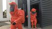 Formation des sapeurs-pompiers aux risques chimiques