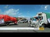 خليفة الإنسانية تنفذ المرحلة الأولى من إغاثة الصومال في ولاية جوبالاند