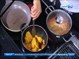 #لقمة_هنية :طريقة عمل شوربة الحريرة المغربية و طاجن لحمة بالمشمشية والقراصيا وطاجن فراخ بالجزر