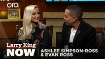 If You Only Knew: Ashlee Simpson-Ross and Evan Ross