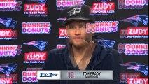 Tom Brady Patriots vs. Lions Week 3 Friday Press Conference