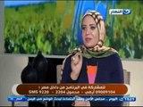 #النهاردة:دكتوره مروه محمد رحاب وطرق العنايه بالشعر