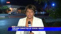 Special Education Teacher Convicted of Sexually Abusing Daughters