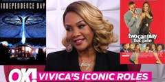 Vivica A. Fox Shares Amazing Behind-The-Scenes Secrets From Her Most Famous Films
