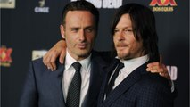 Prank War Between Norman Reedus And Andrew Lincoln Comes To An End