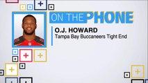Tiki and Tierney: O.J. Howard talks Ryan Fitzpatrick and Jameis Winston