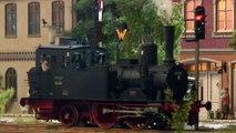 Locomotive à vapeur à l'échelle 0 - Une vidéo de Pilentum Télévision sur le modélisme ferroviaire avec des trains miniatures