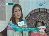 بنات وولاد| لحظة تسليم  سلمى جائزة برنامج بنات وولاد