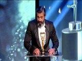 حفل تكريم وشوشة للأفضل في 2017   لحظة تكريم الفنان ياسر جلال كأفضل ممثل دراما في 2017