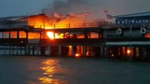 Fire Ravages Oyster Farm After Mosquito Spray Ignited