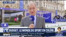 """Fête du sport: """"Prenons le sport comme un investissement et pas comme une charge"""", demande Denis Masseglia"""