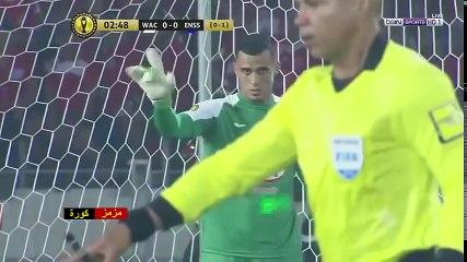 Résumé : Wydad Casablanca 0-0 ES Sétif