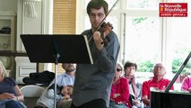 """Video. La Roche-Posay : le """"Off"""" en lumière au Festival Haydn"""