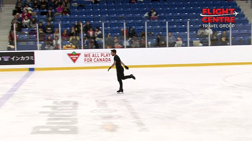 #ACI18: Men's Practice (Saturday)