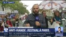 Veggie Pride: Plusieurs centaines de personnes participent à une grande marche à Paris