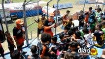 Observador externo do Grêmio de Porto Alegre-RS se surpreende com garotos de Cajazeiras