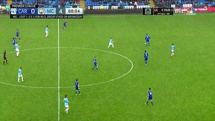 Deuxième but de Mahrez avec Manchester City