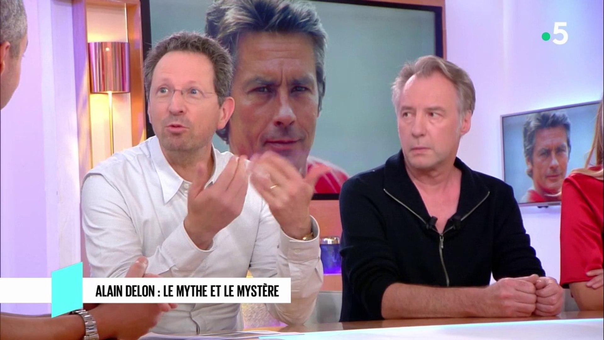 Alain Delon : le mythe et le mystère - C l'hebdo - 22/09/2018